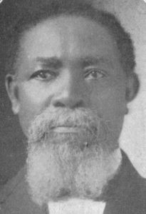 Rev. George W. Holland - Founder of First Baptist Church